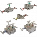 ALIA AHV400-Separately Mounted /T-Type Direct Mounting 3-Valve /5-Valve Manifold