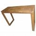 Laminate Console Table