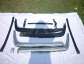Mercedes benz w107 stainless steel bumper