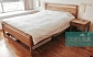 teak bed frame miami