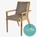 Teak Arm Chair