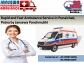 Rapid and Fast Ambulance Service in Punaichak, Patna by Jansewa Panchmukhi