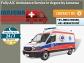 Fully A/C Ambulance Service in Argora by Jansewa