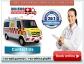 Velocious Janseva Panchmukhi Ambulance Service from Gumla to Ranchi