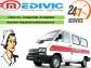 Most Trusted Ambulance Service in Mangaldoi, Assam by Medivic Ambulance